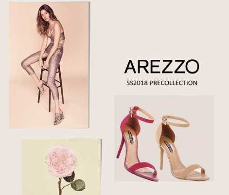 SCHUTZ & AREZZO – EXCLUSIVE PREVIEW MOSCOW – Showroom Italy
